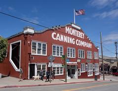 Monterey Canning Company (Teelicht) Tags: california fabrik fischfabrik kalifornien monterey montereycounty nordamerika northamerica usa unitedstatesofamerica vereinigtestaaten factory fishcannery