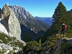 Haunold and Val Campo di Dentro / Innerfeldtal (Vid Pogacnik) Tags: italy mountain landscape outdoors italia hiking dolomites dolomiti innerfeldtal haunold valcampodidentro sextendolomites