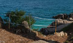 HFF aan zee in Kroatië/HFF at sea in Croatia (truus1949) Tags: vakantie istrië 2018 hff zee