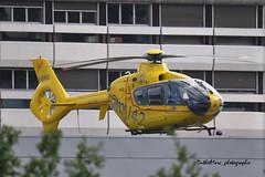 F-GMHJ (mduthet) Tags: fgmhj eurocopter ec135 samu samu42 saintetienne loire