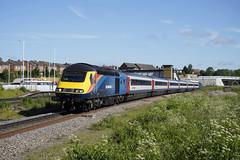 43423 Wellingborough Station (Gridboy56) Tags: wellingborough mml uk trains train railways railroad europe england diesel hst intercity125 emt 43423 43465 1c98 london derby stpancras