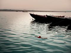 Kashi. (Prabhu B Doss) Tags: prabhubdoss fujifilm gfx50s gfx gf3264mm kashi varanasi ganges ganga boat
