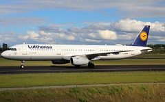 D-AIDW Airbus A321-231, Lufthansa, Stockholm/Arlanda ESSA (Krister Karlsmoen) Tags: arn dlh