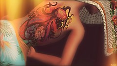 ► ﹌ C'est l'été.﹌ ◄ (яσχααηє♛MISS V♛ FRANCE 2018) Tags: junaartistictattoo tlc blog blogger blogging bloggers events roxaanefyanucci poses photographer posemaker photography lesclairsdelunedesecondlife lesclairsdelunederoxaane designers secondlife tattoos