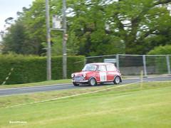 Peter Horsburgh & Graham Carter - 1965 Morris Mini Cooper S (BenGPhotos) Tags: 2019 corbeau seats rally tendring clacton rallying sports motorsport sport car peter horsburgh graham carter 1965 morris mini coopers 277brx