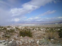 Img0518 (rugby#9) Tags: usa california palmsprings windturbines us america turbines mountain mountains bluesky sky cloud clouds plants rocks
