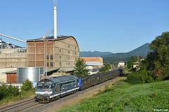 SNCF BB67591, Urmatt, 17-6-2019 7:19 (Derquinho) Tags: sncf bb67591 bb67000 bb67400 bb 67400 67000 urmatt strasbourg barr saales rrr ter 831809