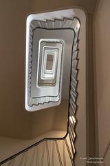 TU Treppen (Frank Guschmann) Tags: stairs stairwell treppe staircase architektur strassedes17juni escaliers treppenhaus tuberlin nikon steps d500 stufen nikond500 frankguschmann