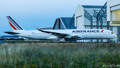 Airbus A350-900 Air France F-HTYA (French_Painter) Tags: fwzfn airbus a350900 air france a350 fhtya