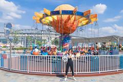 IMG_8033L (攝影玩家-明晏) Tags: 兒童新樂園 人 人像 戶外 outdoor portrait taiwan 兒童樂園 girl woman