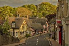 Il vecchio villaggio / The old village (Shanklin, Isle of Wight, United Kingdom) (AndreaPucci) Tags: shanklin isleofwight uk old village andreapucci