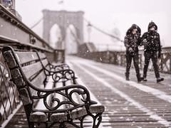 DIDX9664-2-2--GF45mmF2.8 R WR--1-750 s à f - 2,8--ISO 400 (Did From Mars) Tags: ny nyc newyork us usa brooklyn bridge snow
