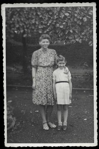 Archiv T261 Andenken, Juli 1944