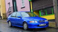 2003 MG ZS+ TD (>Tiarnán 21<) Tags: mlz6968 mlz 6968 mg car zs td diesel