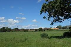 Wood for the Trees (Callum Nicolson) Tags: colas class 70 708 70801 6j37 carlisle chirk logs clitheroe