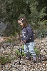 finding pretty things (louisa_catlover) Tags: portrait family child toddler daughter tabitha tabby garden outdoor nature karwarra kalorama dandenongs melbourne australia autumn march