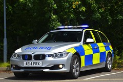 AE14 FRX (S11 AUN) Tags: cambridgeshire cambs constabulary bmw 330d xdrive estate touring 3series rpu roads policing unit anpr traffic car rural team incident response farm patrol 999 emergency vehicle ae14frx