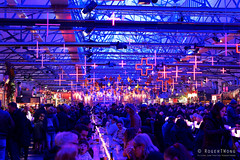 20190619-03-Winter Feast 2019 (Roger T Wong) Tags: 2019 australia darkmofo hobart pw1 rogertwong sel55f18z sony55 sonya7iii sonyalpha7iii sonyilce7m3 sonysonnartfe55mmf18za tasmania winterfeast candles crosses crowd night people stalls tables