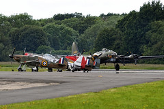 2019 Wings & Wheels (Ian Macfadyen) Tags: wingswheels airdisplay airshow fastcars carshow collectorscars aeroplanes planes military warbirds jets stunts dunsfold redarrows