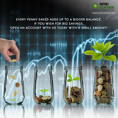 Investment for Your Savings at SMC Comex Dubai (smccomex) Tags: