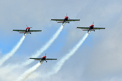 2019 Wings & Wheels (Ian Macfadyen) Tags: wingswheels airdisplay airshow fastcars carshow collectorscars aeroplanes planes military warbirds jets stunts dunsfold redarrows blades