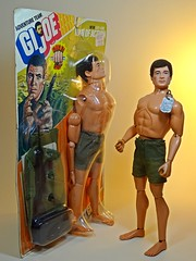 Hasbro – Adventure Team – Muscle Body – Man of Action – With Muscle Body Talking MOA (My Toy Museum) Tags: g i joe hasbro adventure team muscle body moa action figure