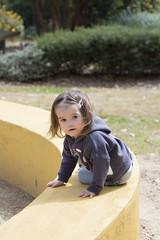 (louisa_catlover) Tags: portrait family child toddler daughter tabitha tabby garden outdoor nature karwarra kalorama dandenongs melbourne australia autumn march