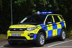 AE66 DDA (S11 AUN) Tags: cambridgeshire cambs constabulary land rover discovery sport 4x4 rural policing team incident response farm patrol traffic car rpu roads unit 999 emergency vehicle ae66dda