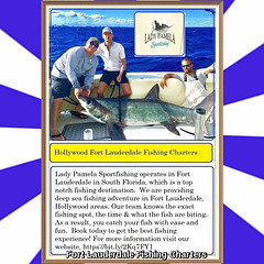 Fishing Charters Fort Lauderdale Florida (ladypamela710) Tags: fort lauderdale fishing hollywood charters deep sea
