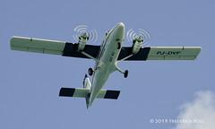 Divi Divi Air DHC6 ~ PJ-DVF (© Freddie) Tags: aruba aua oranjestad twinotter dehavillandcanada dhc6 renaissanceisland tnca twotter fjroll tncaaua dividiviair ©freddie pjdvf prop