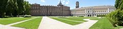 Turin: Royal Gardens Panorama (Giardini Reale) (John of Witney) Tags: panorama panoramic garden royalgardens giardinirealeroyalpalace palazzoreale turin torino italy italia lacittàmetropolitanaditorinovistadavoi