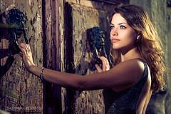 Sofia (Sandro Gherbassi 1968) Tags: hollywood girl light flash portrait woman beauty beautygirl beatifulgirl beautiful color sunset hair