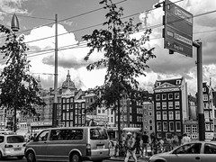 To P Waterlooplein (CloudBuster) Tags: city amsterdam zondag sunlight stadsleven tourism tourisme transport