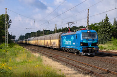 "[DE] Rohrsen, 21.06.2019 - 192 103 ""EGP"" mit ARS Altmann (Frederik L.) Tags: db bahn zug cargo fracht bahnhof eisenbahn güter train gleis siemens smartron vectron lokomotive baureihe nienburg privatbahn"