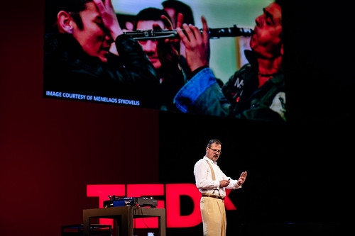 Christopher C. King at TEDx Athens