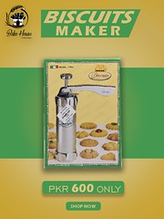 biscuits maker (Bale House) Tags: biscuit maker biscuitmaker cookies onlineshopping tool trend baking bakehouse