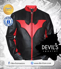 Get-the-Best-and-real-superhero-jacket-with-low-price (devilsondotcom) Tags: leather jackets motorcycle superhero celebrities leatherwears mensfashion bikercollection