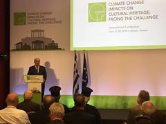 Διεθνής Διάσκεψη για τις «Επιπτώσεις της Κλιματικής Αλλαγής στην Πολιτιστική Κληρονομιά» (Αθήνα, 21-22.06.2019) (Υπουργείο Εξωτερικών) Tags: κατρουγκαλοσ μπολαρησ υπεξ υφυπεξ διεθνησδιασκεψηγιατισεπιπτωσειστησκλιματικησαλλαγησστηνπολιτιστικηκληρονομια αθηνα ελλαδα ζαππειον internationalconferenceontheimpactsofclimatechangeoncultureheritage katrougalos bolaris mfaofgreece athens