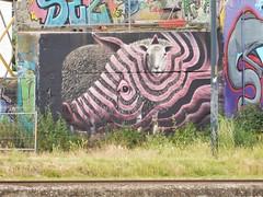 Schipperskaai (Ivan Deboom) Tags: graffiti streetart gent doknoord oudedokken schipperskaai ceepil