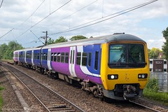 Northern 323229 (Mike McNiven) Tags: arriva railnorth northern emu electric multipleunit gatley crewe manchester airport liverpool limestreet