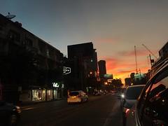 sun down (ChalidaTour) Tags: thailand thai asia asian sun down dark night shopping