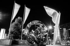 Hiroshima - Motomachi - Rijodori - Kenchomae (-dow-) Tags: japan hiroshima giappone monochrome 日本 fujifilm motomachi x70 広島 rijodori kenchomae