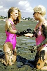 604 (twang67) Tags: girls bikini mud hot sexy ass culo butt bum mudbath lingerie bluebelles soccer wet wow swimwear swimsuit pantiesfox muddy messy super ace photography sports football goals fox