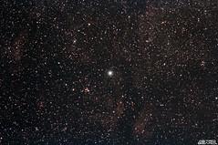 Sadr Region - Gamma Cygni (AstroBeard) Tags: astro astrophotography astronomy cygnus deneb gamma cygni constellation space skyatnight sky tracking tracker skywatcher star adventurer deep stacker dorset milky way galaxy tair canon chickerell
