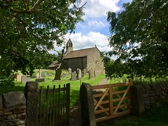 (Yorkshire Churches) Tags: church stainburn st mary anglican roman catholic norman gothic yorkshire cct