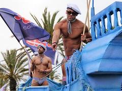 pride sitges 2019 (gerben more) Tags: gaypride sitges spain people shirtless blue gay