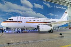 GAF_A319_15+03_20190621_HAM-3 (Dirk Grothe | Aviation Photography) Tags: gaf german air force open skies a319 1503 ham