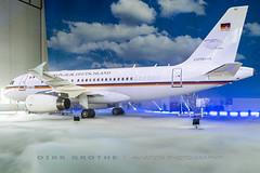 GAF_A319_15+03_20190621_HAM-1 (Dirk Grothe | Aviation Photography) Tags: gaf german air force open skies a319 1503 ham
