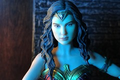1635-171 Wonder (misterperturbed) Tags: mezco mezcoone12collective one12collective wonderwoman princessdiana amazon dceu dccomics justiceleague jla justiceleagueofamerica lifx