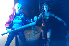 Harley and Diana (misterperturbed) Tags: lifx mezco mezcoone12collective one12collective wonderwoman princessdiana amazon dceu dccomics justiceleague jla justiceleagueofamerica suicidesquad harleyquinn